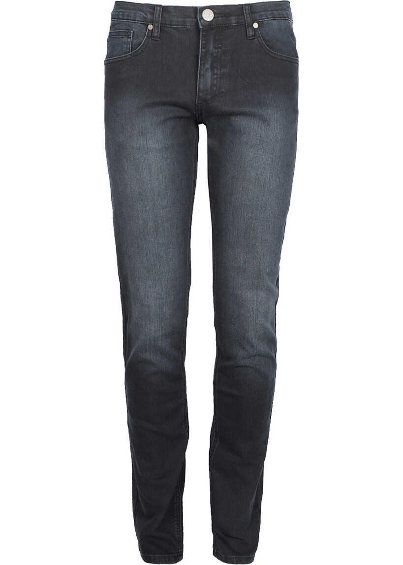 Versace Jeans Slim A2GQA0SA Czarny