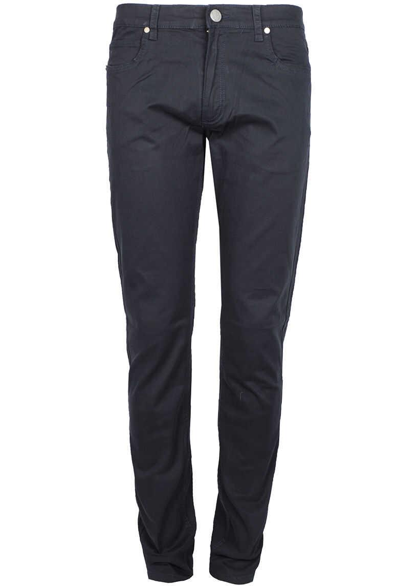 Versace Jeans Regular Granatowy