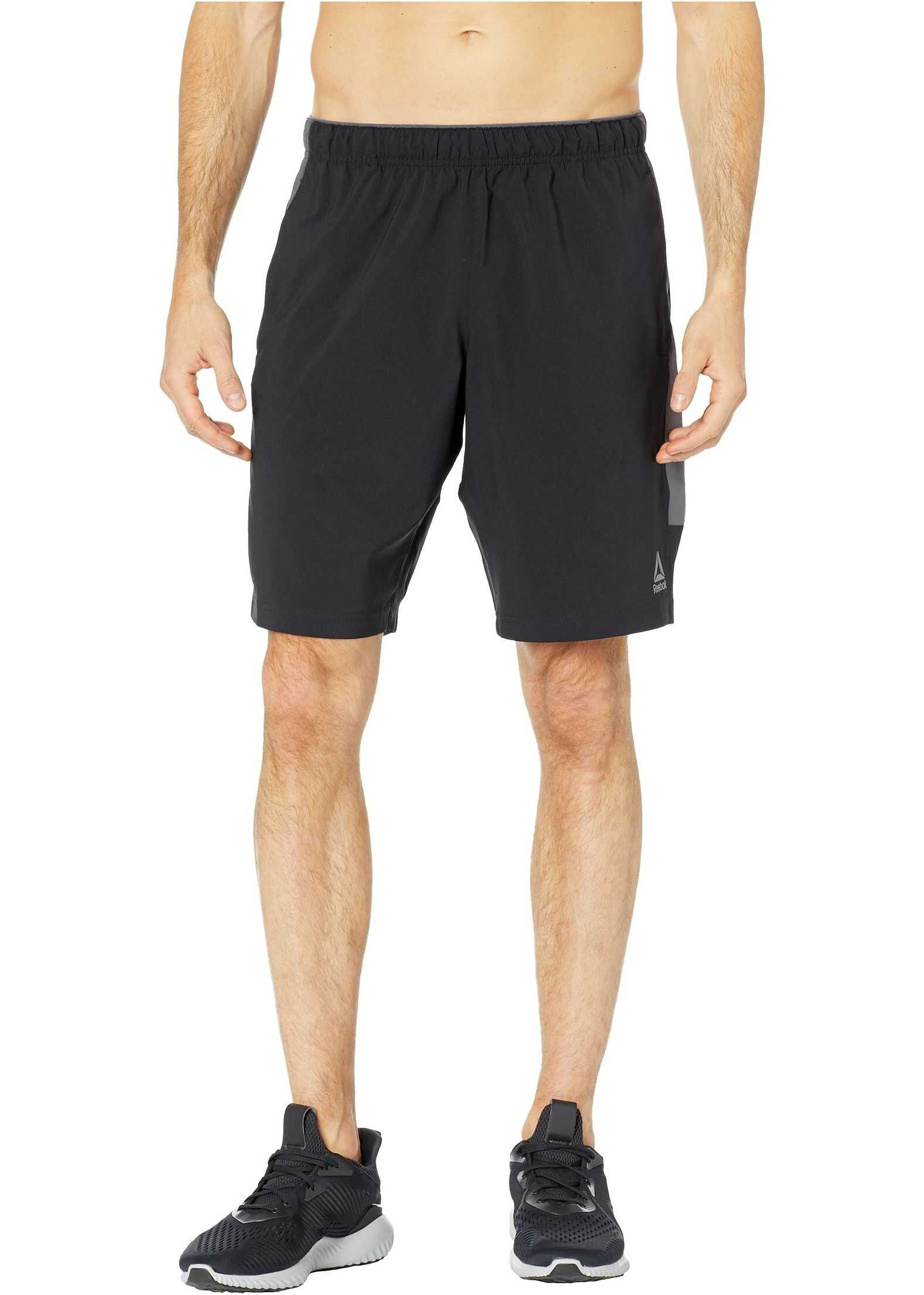 Workout Woven Shorts