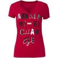 Tricouri 6Zytbhyja8Zred Cotton T-Shirt* Femei