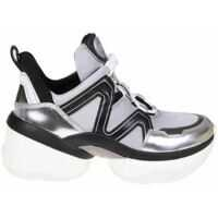 Tenisi & Adidasi Michael Kors Olympia Sneakers In Silver