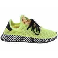 Tenisi & Adidasi Deerupt Runner Sneakers In Neon Yellow Barbati