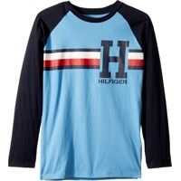 Tricouri Matt Long Sleeve Crew Neck Raglan (Big Kids) Baieti