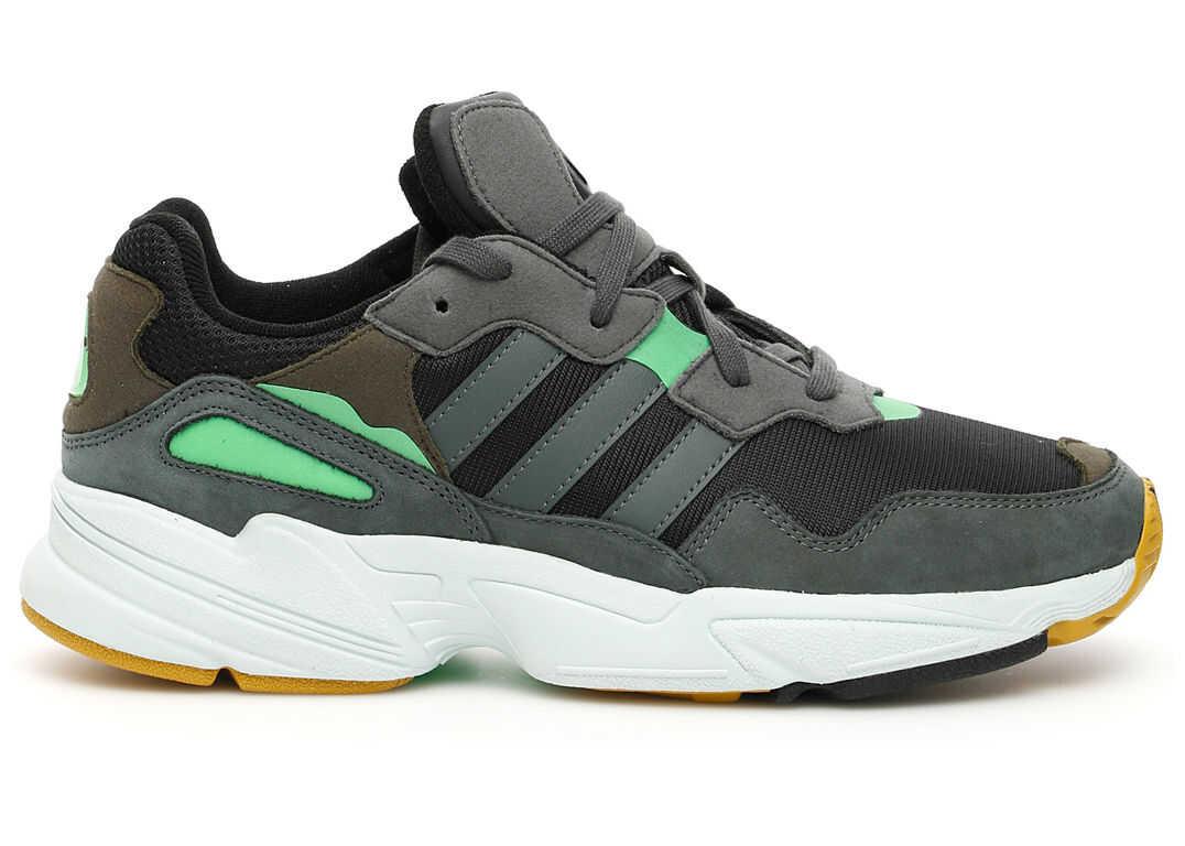 adidas Yung 96 Sneakers CBLACK LEGIVY RAWOCH