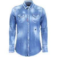 Camasi DSQUARED2 Denim Shirt