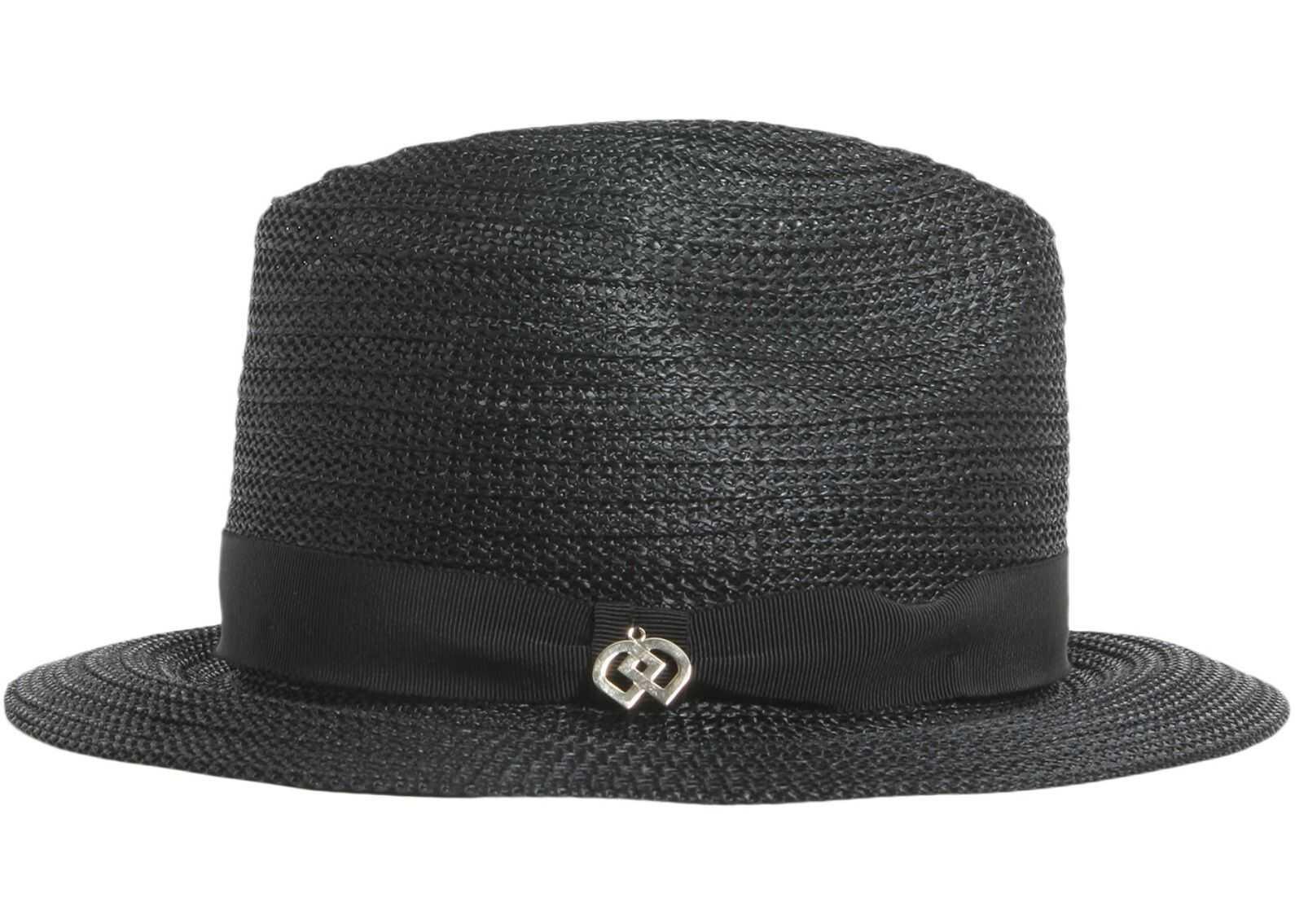DSQUARED2 Clement Hat BLACK