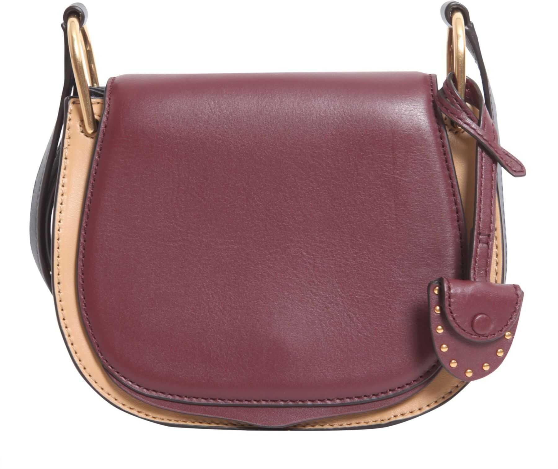 Rebecca Minkoff Small Saddle Crossbody Bag MULTICOLOUR