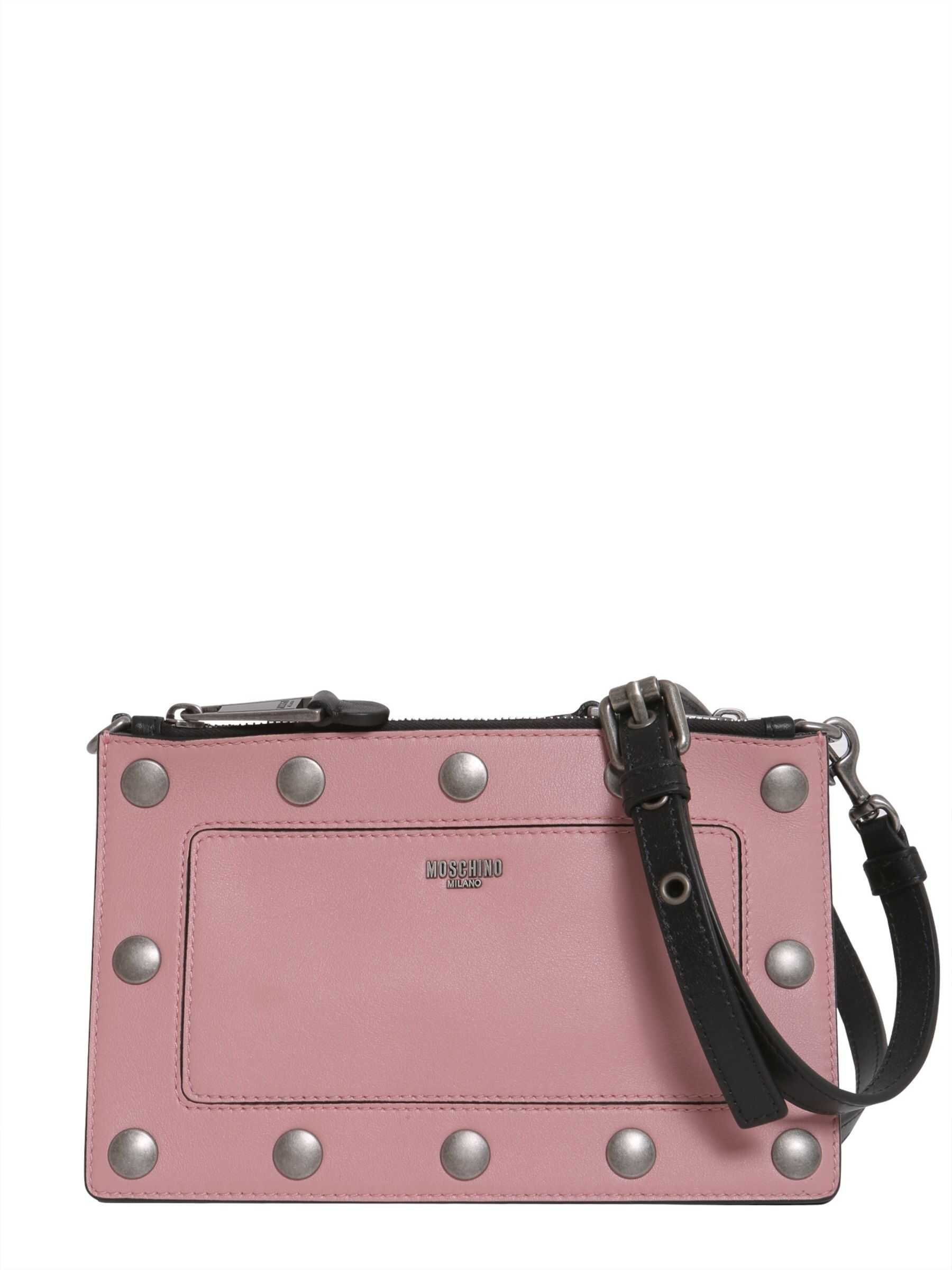 Moschino Crossbody Bag With Detachable Panel MULTICOLOUR