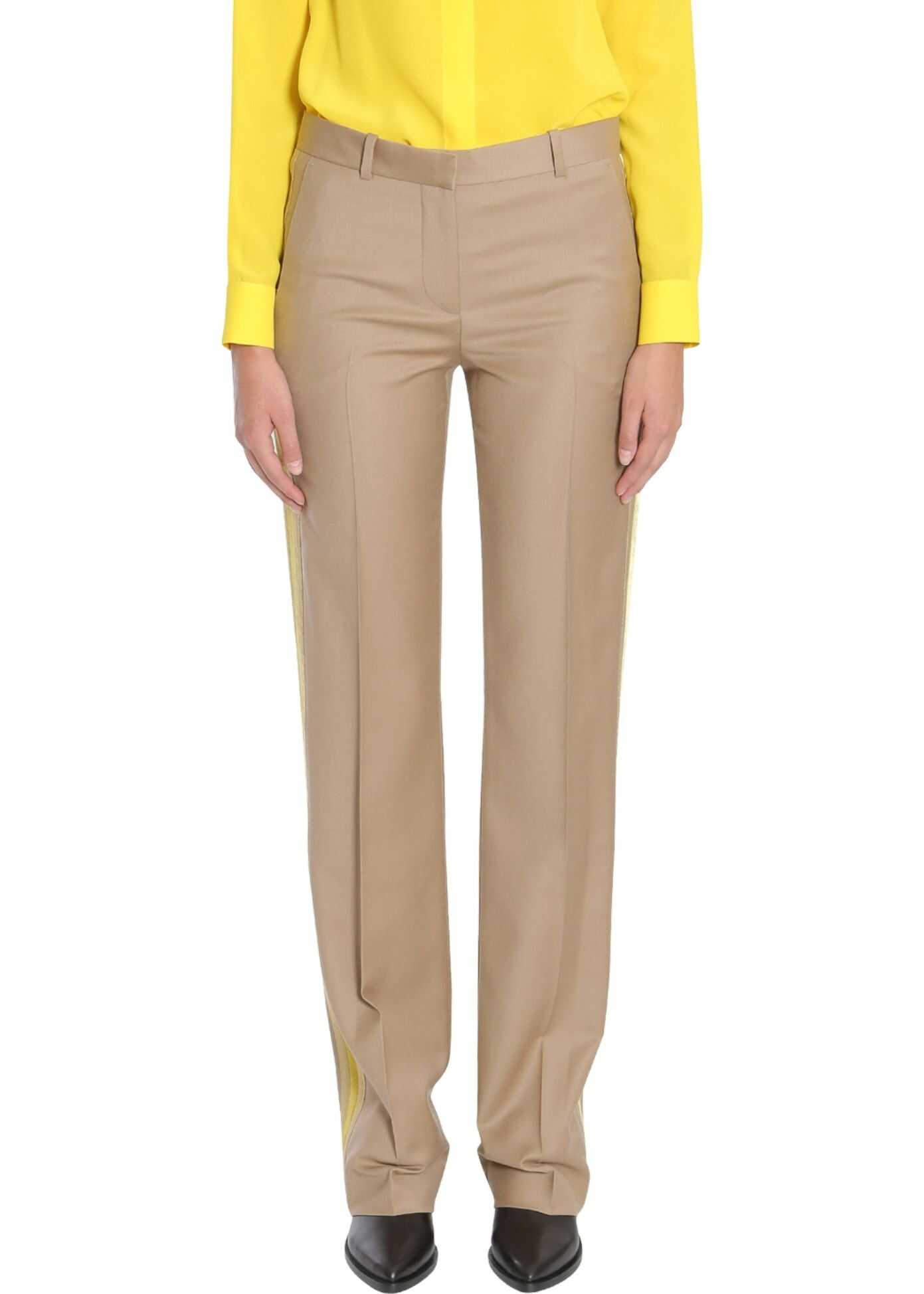 Givenchy Silk Blouse YELLOW