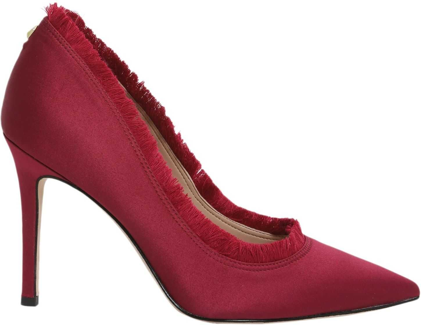 Sam Edelman Halan Pumps RED