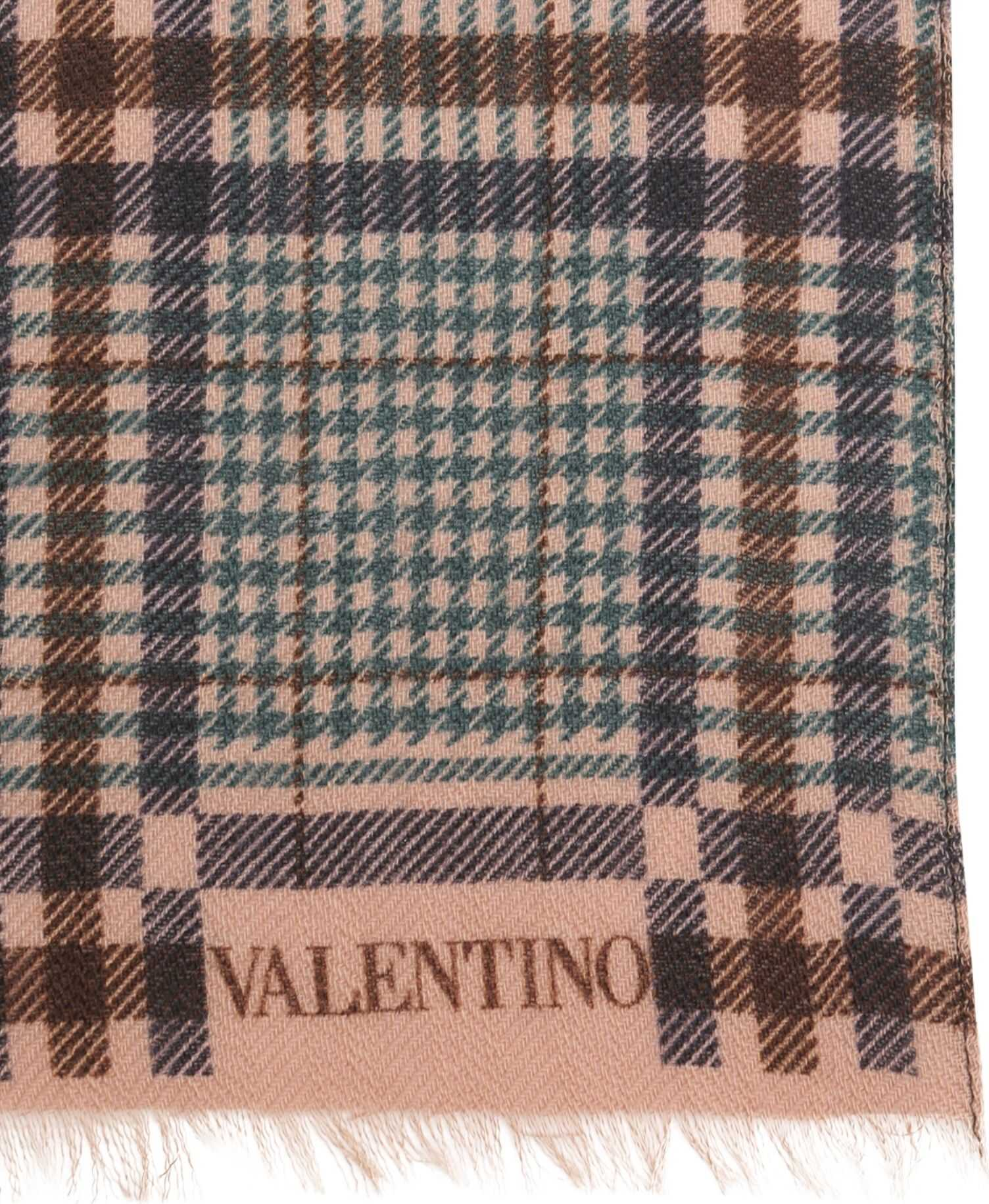 Valentino Fantasy Printed Scarf MULTICOLOUR
