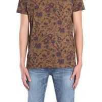 Tricouri ETRO Round Collar T-Shirt Barbati