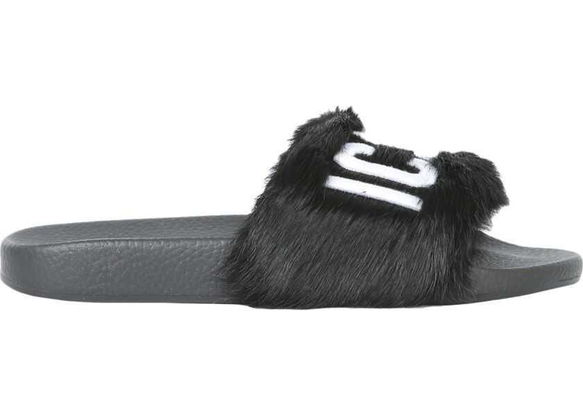 "Sandale Dama Dsquared Flat ""icon"" Sandal"