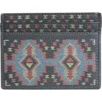 Portofele Etro ETRO Leather Card Holder