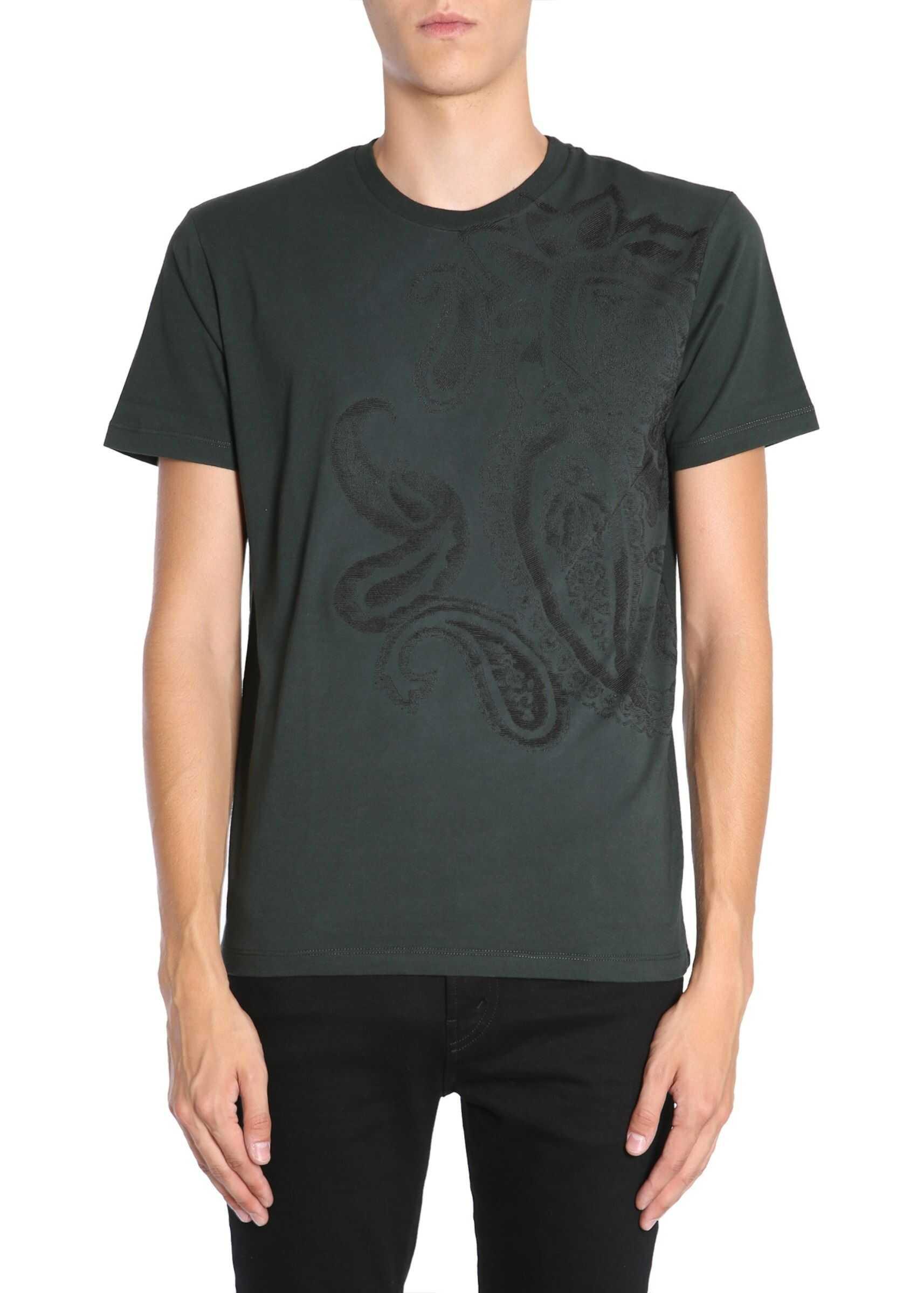 ETRO Round Neck T-Shirt