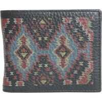Portofele Etro ETRO Textured Leather Wallet