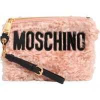 Genti Plic Moschino Pouch With Logo