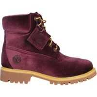 Cizme scurte Timberland Maroon Boots Femei