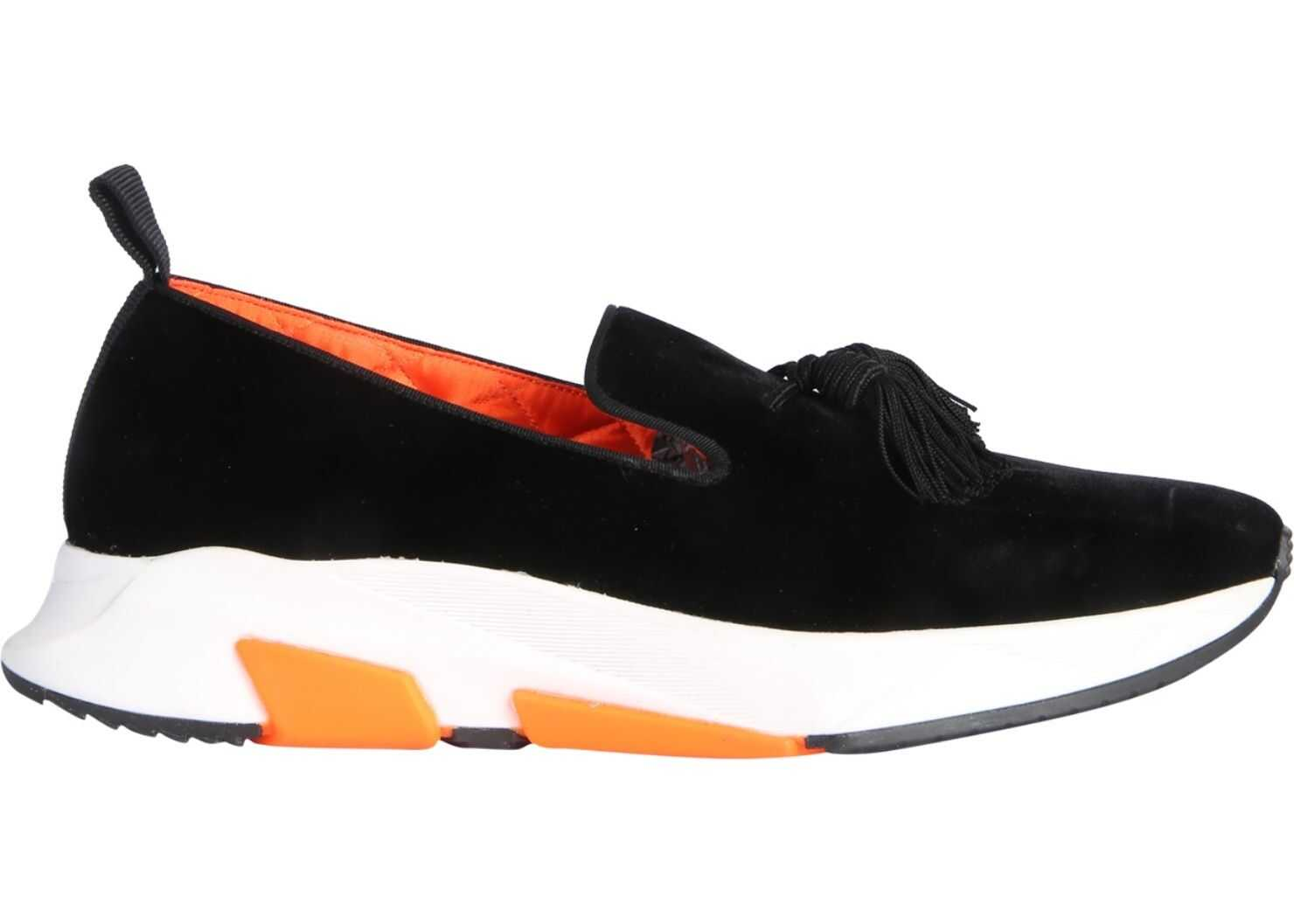 Tom Ford Turner Sneakers BLACK