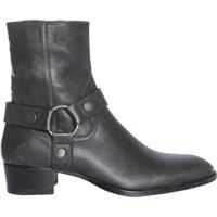 Ghete Leather Boot Barbati