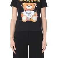 Tricouri Moschino Crew Neck T-Shirt