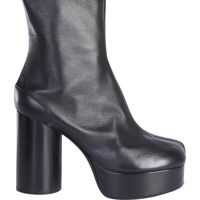 Cizme scurte Wedge Ankle Boots Femei