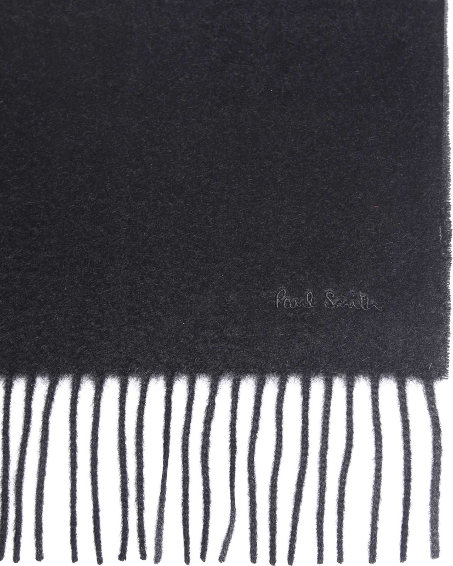 Paul Smith Cashmere Scarf BLACK