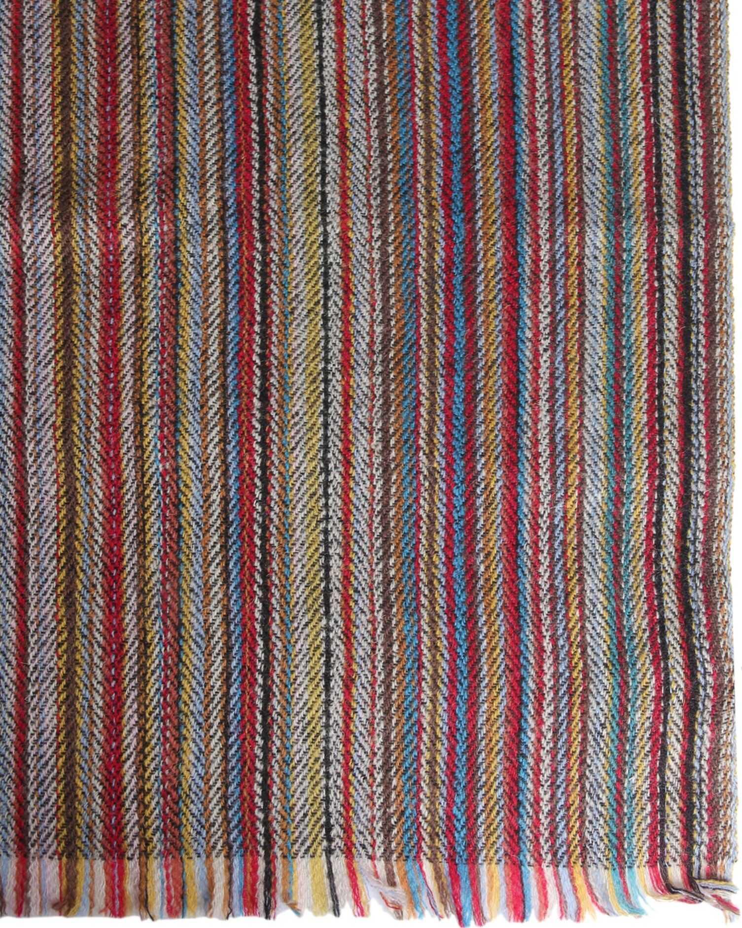 Paul Smith Wool Scarf MULTICOLOUR