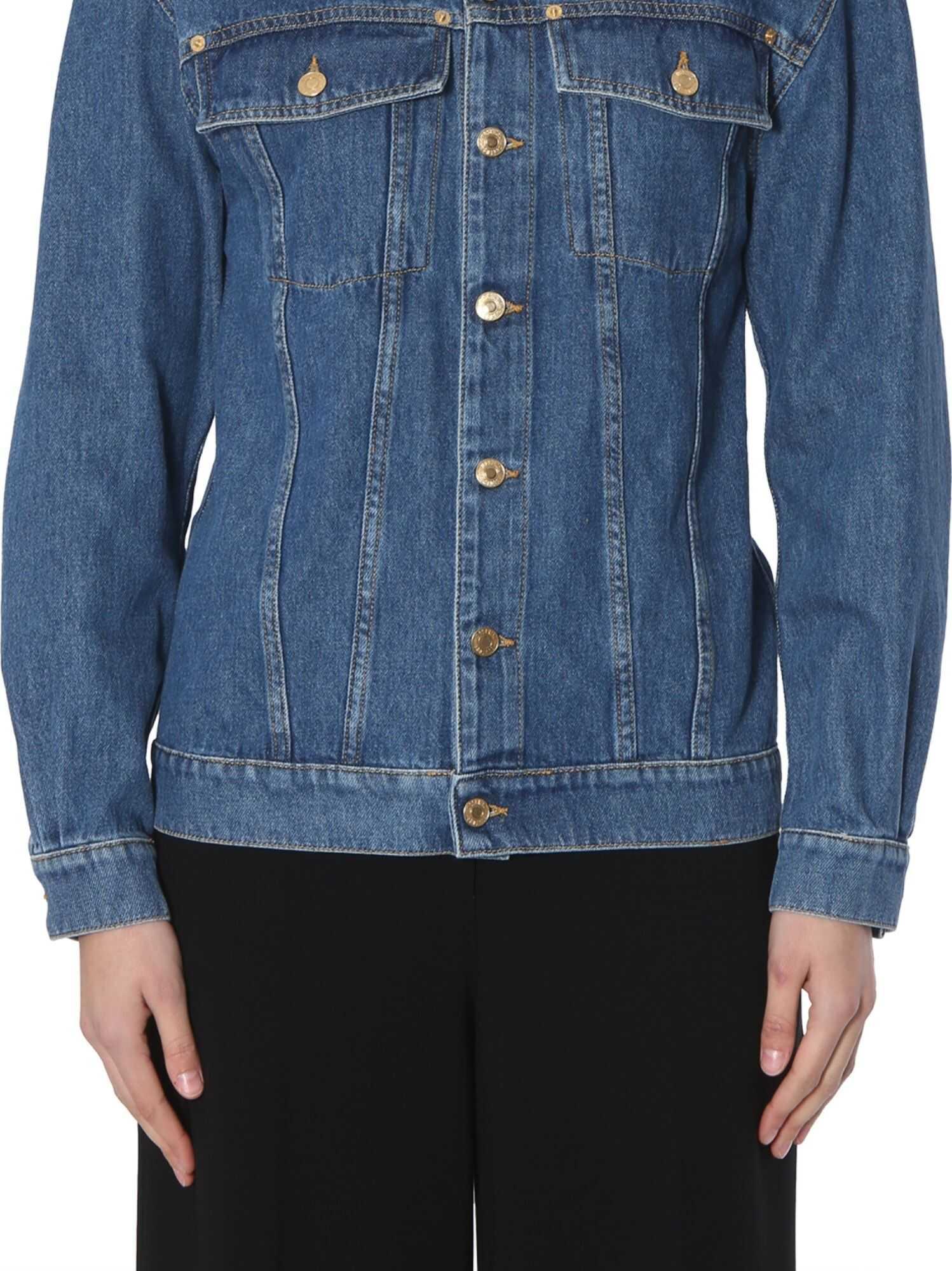 Moschino Denim Jacket BLUE
