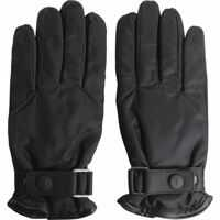 Manusi Gloves With Strap Barbati