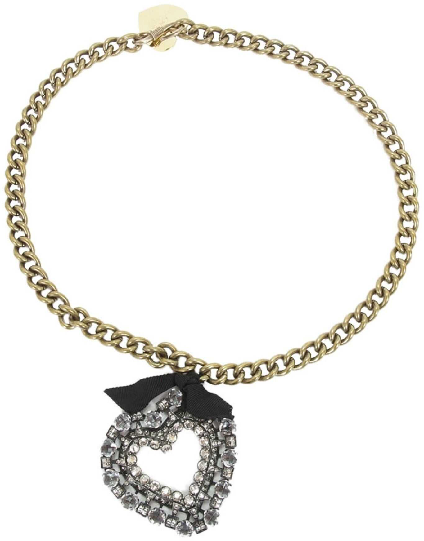Lanvin Small Necklace GOLD
