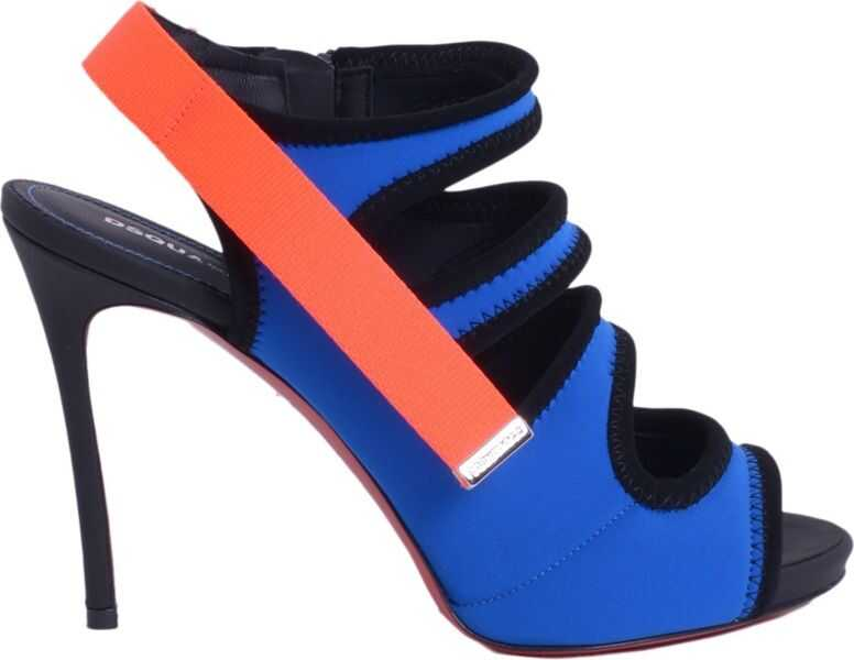 Sandale Dama Dsquared Neoprene Sandal