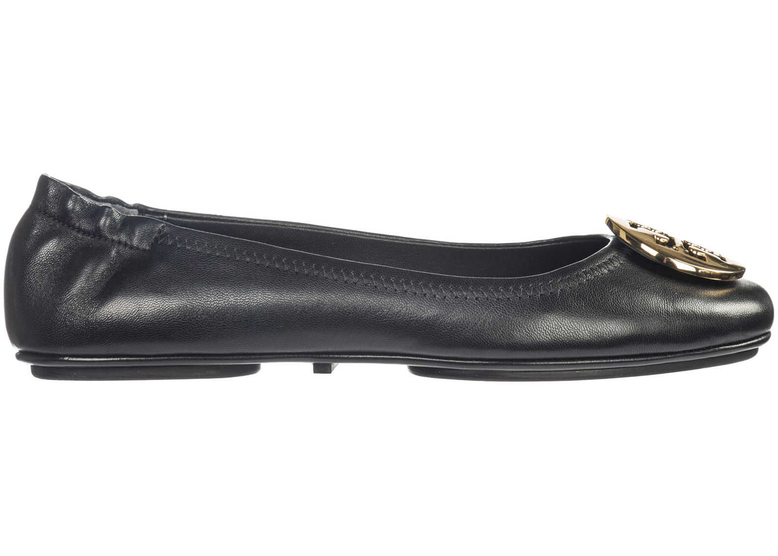 Tory Burch Flats Ballerinas Black
