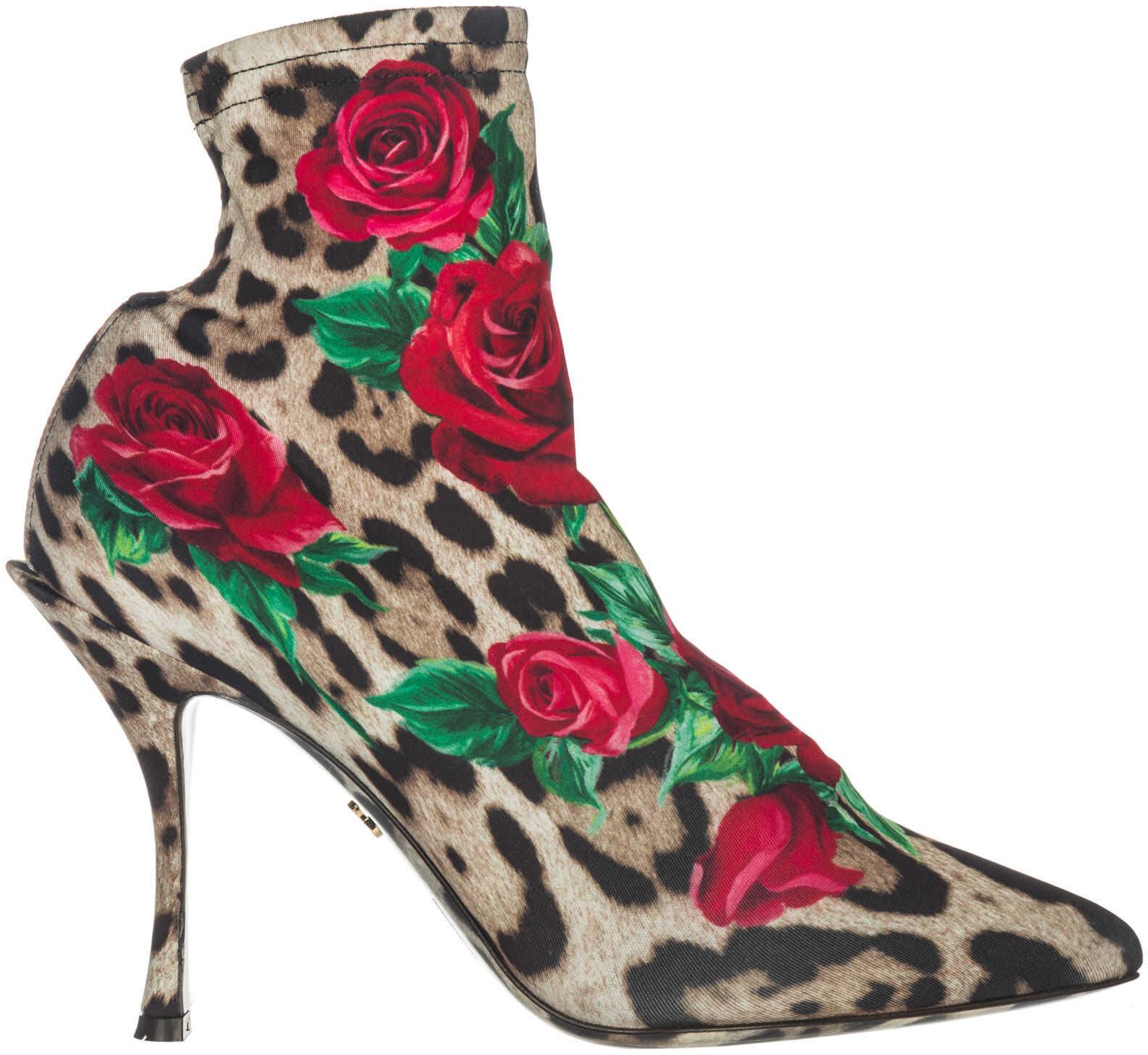 Dolce & Gabbana Booties Lori Brown