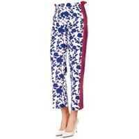 "Pantaloni casual Pinko Floral trousers ""Raggirato"""