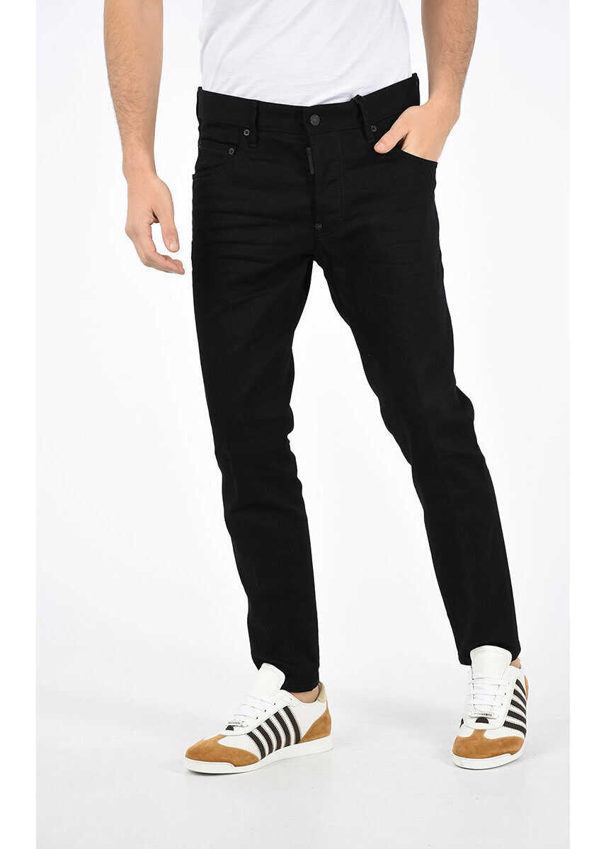 DSQUARED2 16 cm Skinny Jeans SKATER N/A