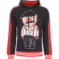 Bluze Trening & Hanorace Dolce & Gabbana Siciliano Pig Hoodie