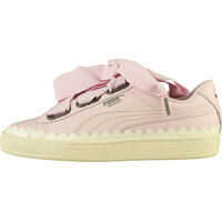 Tenisi & Adidasi PUMA Basket Heart Scallop Trainers In Orchid