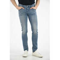 Blugi 16cm Jeans SLEENKER L.32 In Denim Skinny/Slim Barbati
