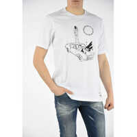Tricouri Printed T-JUST-SJ T-shirt Barbati