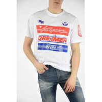 Tricouri Printed T-JUST-SD T-shirt Barbati