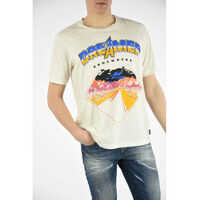 Tricouri Cotton T-JUST-SR T-shirt Barbati