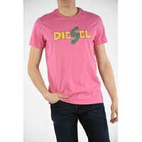 Tricouri Round neck T-DIEGO-ZA T-shirt Barbati