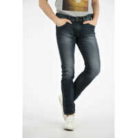 Blugi 18cm Stretch Denim THOMMER L.32 Jeans Barbati