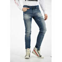 Blugi 17cm Stretch Denim THOMMER L.32 Jeans Barbati