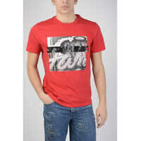 Tricouri Printed T-JOE-SA T-shirt Barbati