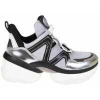 Tenisi & Adidasi Michael Kors Olympia Sneakers In Silver*