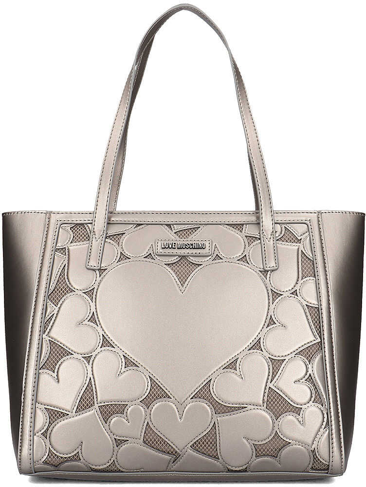 LOVE Moschino JC4049PP16LH0910 Srebrny