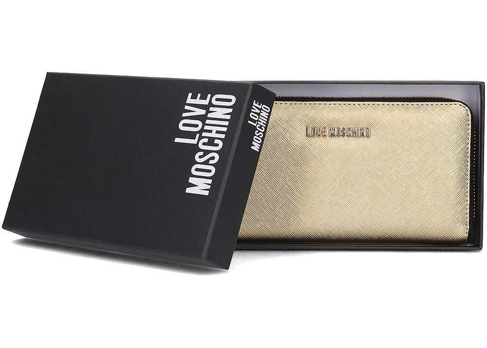 LOVE Moschino 333C0E5E Złoty