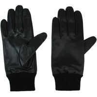 Manusi Satin & Leather Glov - Rękawiczki Femei